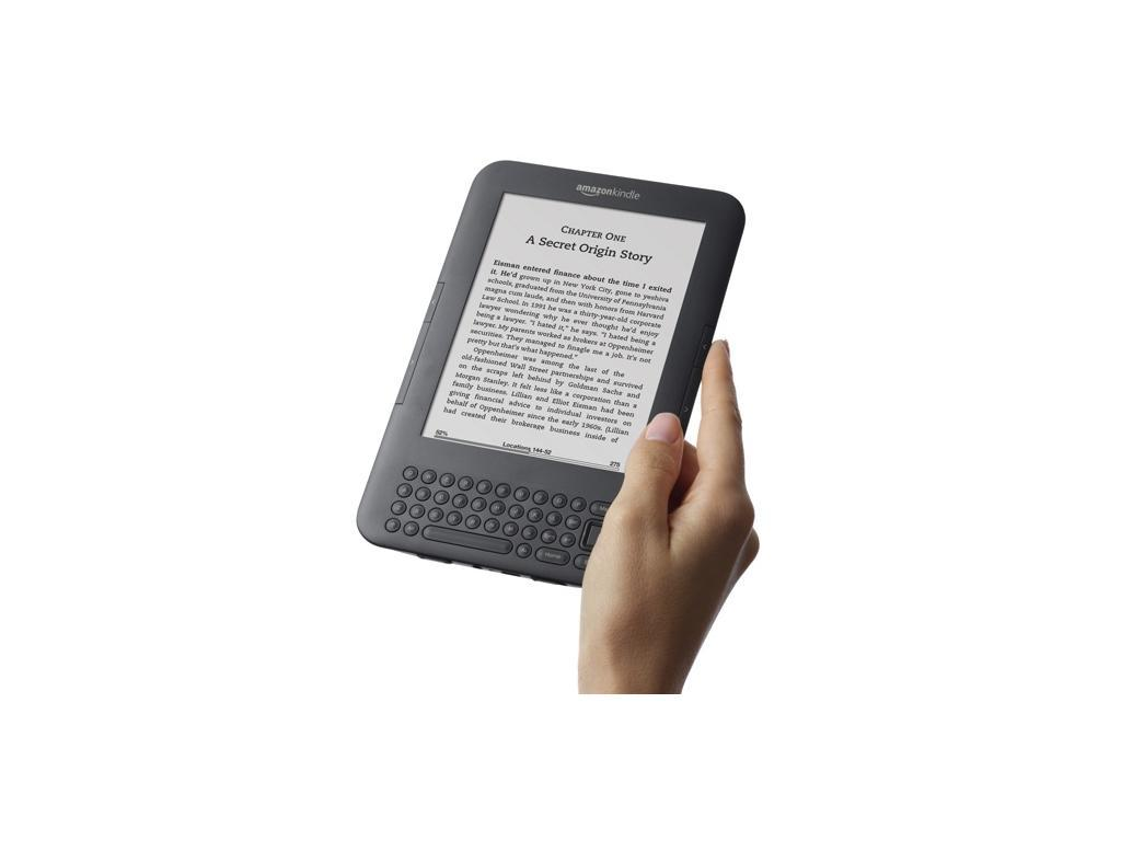 amazon kindle Lighter than a paperback and thinner than a pencil, the amazon kindle paperwhite is designed for hours of comfortable reading at a time the kindle paperwhite reads like paper, offering glare-free reading even in bright sunlight.