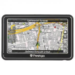 Основное фото Портативный GPS-навигатор Prestigio GeoVision 5250
